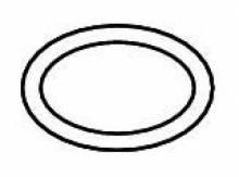 Produktbild: Uponor MLC O-Ring für Abdrückstopfen 16