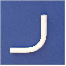 Produktbild: SANIT Rohrbogen 90° D=32 mm weiß