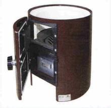 Produktbild: Badeofen  WBU Unterteil 100/6 braun schwarz