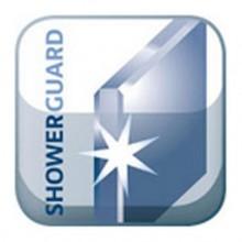 Produktbild: Aufpreis Sonderglas Kategorie 2- ECHTGLAS SHOWER GUARD