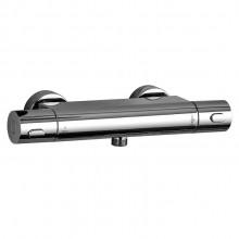 Produktbild: HSK  Aufputz-Sicherheits-Duschthermostat Basic, Rund