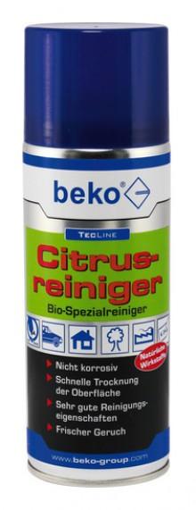 Produktbild: BEKO TecLine Citrusreiniger 400 ml (VE 12)