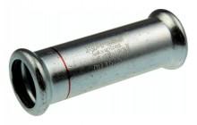 Produktbild: Seppelfricke  XPress C-Stahl Schiebemuffe XPC 270 S d 15 o. Anschlag M-Kontur