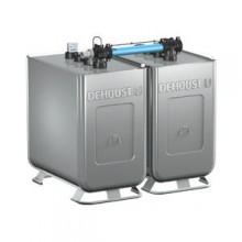Produktbild: DEHOUST Tank PE-K 1000 Plus  LxBxH 1100x700x1600 mm