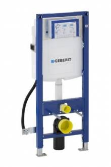 Produktbild: GEBERIT Duofix barrierefrei, für Wand-WC  112 cm, mit UP-Spk. UP320