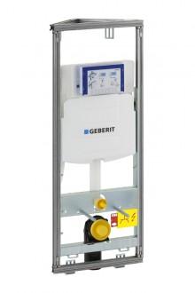 Produktbild: GEBERIT GIS Eckelement für Wand-WC mit Spülkasten 6 - 9 l