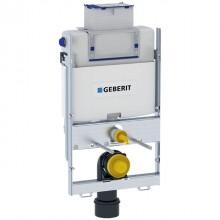 Produktbild: GEBERIT GIS für Wand-WC BH 87 cm, Omega UP-Spk.,für 2-Mengen-Sp.