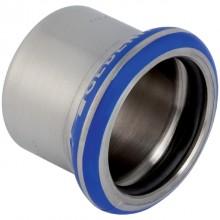 Produktbild: GEBERIT  MAPRESS Edelstahl Kappe d 15 mm