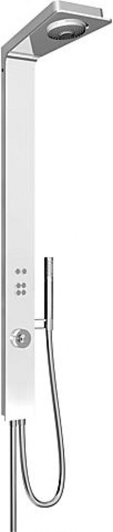 Produktbild: HANSASMARTSHOWER Wellness-Duschsystem Glas verspiegelt (Sonderpreis)