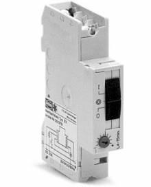 Produktbild: HELIOS Nachlaufrelais ZV  f.Schaltschrank oder AP-Montage