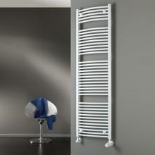 Produktbild: HSK Line Round Badheizkörper 500 x  775 weiss mit Mittelanschluß