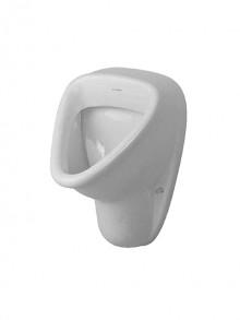 Produktbild: KATJA Urinal, absaugend Zulauf von hinten, weiß