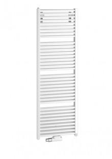 Produktbild: KERMI DUETT Badheizkörper BH: 1796 mm 634 x 74 mm, weiß