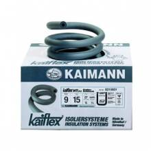 Produktbild: Kautschuk HT plus Endlos-Isolierschlauch  50%, 10 x 15 mm, Karton=33m gemäß EnEV