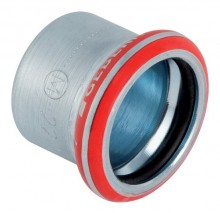Produktbild: MAPRESS C-Stahl Kappe 15 mm, verzinkt