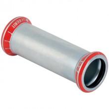 Produktbild: MAPRESS C-Stahl Schiebemuffe 15 mm, verzinkt