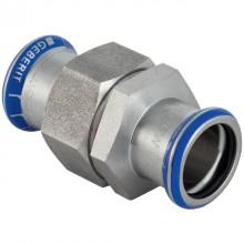 Produktbild: MAPRESS Edelstahl Verschraubung d 28 mm, mit ÜM