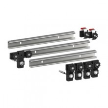 Produktbild: MEPA-Wannenleisten Badewanne Stahl/Acryl 3 x 700 mm  VPE 3 Stück