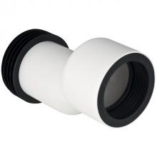 Produktbild: MONOLITH Anschlussstutzen 3 cm, etagiert, für Stand-u.Wand-WC,weiß