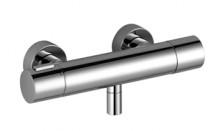 Produktbild: Dornbracht META.02 Thermostat-Brausemischer m. verdeckten S-Anschlüssen, chrom  Abverkauf