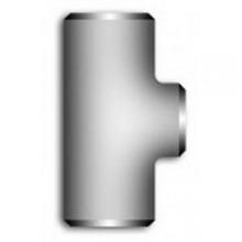 Produktbild: T-Stück nahtlos schwarz zum Einschweißen DIN 2615/1  21,3 x 2,0 mm,