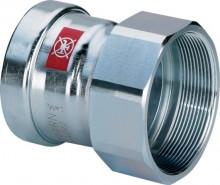 "Produktbild: Viega PRESTABO Übergangsstück IG 1112XL 64 mm x 2"""
