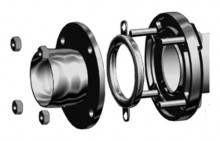 Produktbild: ROTH Dichtung Nr. 6 Ösendichtung NW 57 mm innen, (VPE 5 Stück)