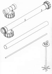 Produktbild: ROTH Füllstar 12 Erweiterung Reihe 840|F-Stop f KWT-C 750 u. KWT-R 1000/1500
