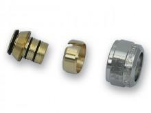 """Produktbild: ROTH MS-Klemmverschraubung 3/4""""  17 x 2 mm  1 Stück"""