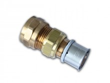 """Produktbild: ROTH RP-Geräteverschraubung m. IG 20 mm x 3/4"""""""