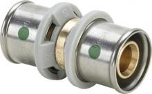 Produktbild: Viega SANFIX P Kupplung 2115 16 x 16 mm, Rotguss