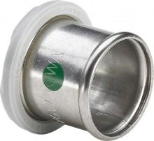 Produktbild: Viega  SANFIX P Presshülse 2119.91 16 mm, mit O-Ring für Stützkörper