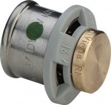 Produktbild: Viega SANFIX P Verschlussstück 2156 16 mm, Rotguss