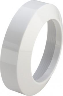 Produktbild: SANIT Flachrosette DN 100  weiß # 58301010099