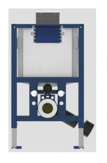 Produktbild: SANIT WC Element INEO FRONTOP 820   für Wand-WC