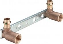"Produktbild: SANPRESS Montageeinheit 2221 15 mm x 1/2"" x 45 mm, SM 150/200 mm"