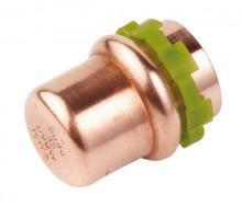 Produktbild: SudoPress Kupfer Kappe VC301 15 mm (V-Kontur)