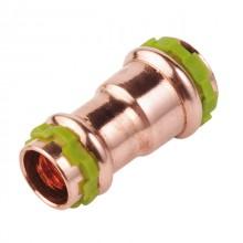 Produktbild: SudoPress Kupfer Reduziermuffe VC240 15x12 mm (V-Kontur)