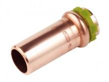 Produktbild: SudoPress Kupfer Reduzierstück VC243 18x15 mm (V-Kontur)