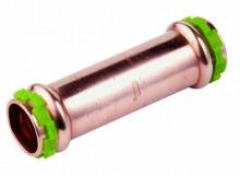 Produktbild: SudoPress Kupfer Schiebemuffe VC270S 15 mm (V-Kontur)