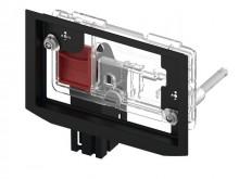Produktbild: TECE Einwurfschacht für Reinigungswürfel zum Einbau von vorne