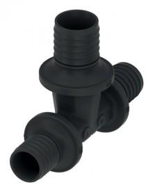 Produktbild: TECEflex T-Stück reduziert ohne Druckhülse 16 x 14 x 14 mm Kunststoff PPSU
