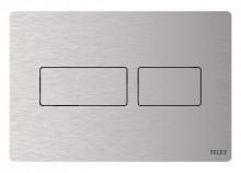 Produktbild: TECEsolid WC-Betätigungsplatte für 2-Mengen-Spülung,weiß glänzend