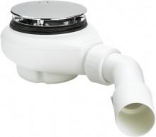 Produktbild: TEMPOPLEX Ablaufgarnitur Mod. 6961 in 112mm x DN 40/50 Kunststoff chrom