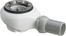 Produktbild: TEMPOPLEX Plus Ablaufgarnitur Rohbauset mit 90 mm Ablaufloch,waagrechter Abgang