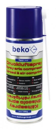 Produktbild: TecLine Druckluft-/Kältespray 400 ml