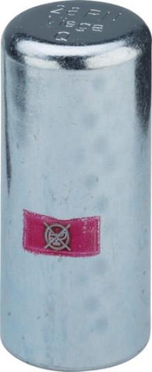 Produktbild: Viega PRESTABO Langstopfen,  C-Stahl 1157.1 15 mm