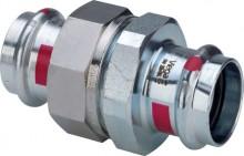 Produktbild: Viega PRESTABO Verschraubung,  C-Stahl 1160 15 mm