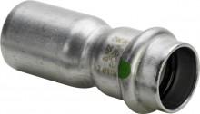 Produktbild: SANPRESS INOX Reduzierst. Edelst. 2315.1 18 x 15 mm