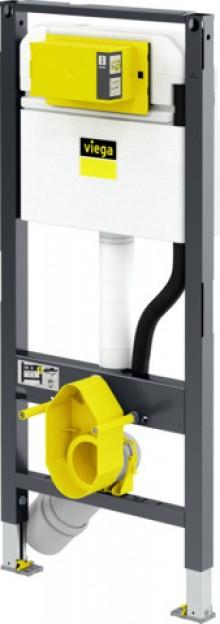 Produktbild: Viega  PREVISTA DRY Element für Wand-WC 1120 mm, Dusch-WC-Anschluss, UP-Spk. 3H